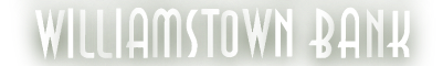 Williamstown Bank Mobile Logo